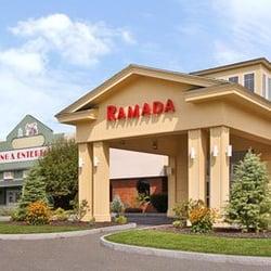 Photo Of Ramada Lewiston Hotel Conference Center Me United States