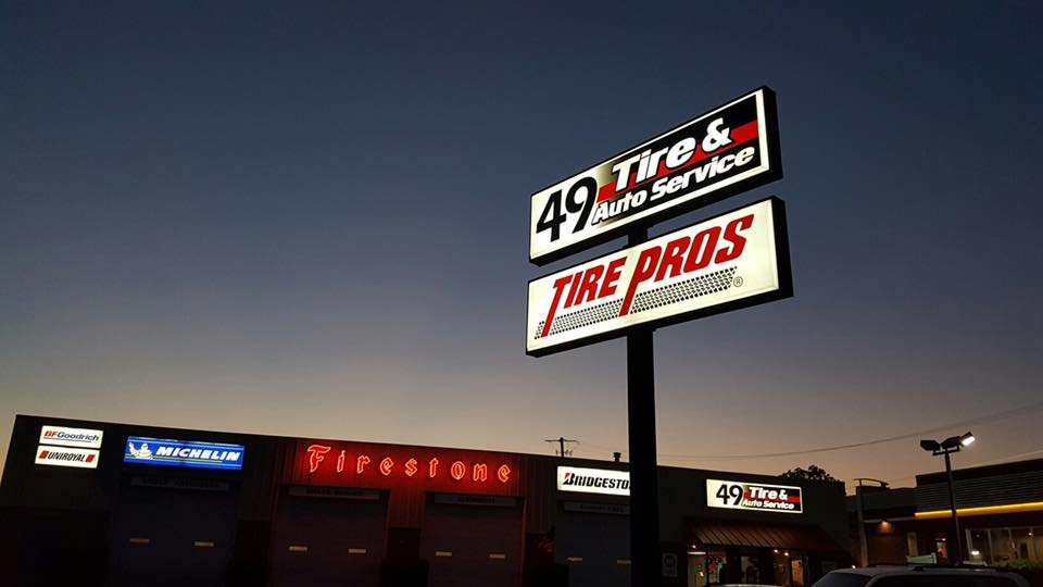 49 Tire Pros: 1186 Hwy 49 S, Richland, MS