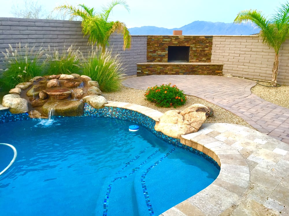 Photos for barefoot pools pool service repair yelp for Pool resurfacing phoenix az