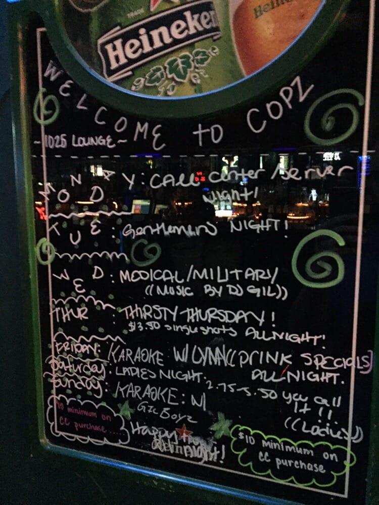 Copz Bar: 401 S 77 Sunshine Strip, Harlingen, TX