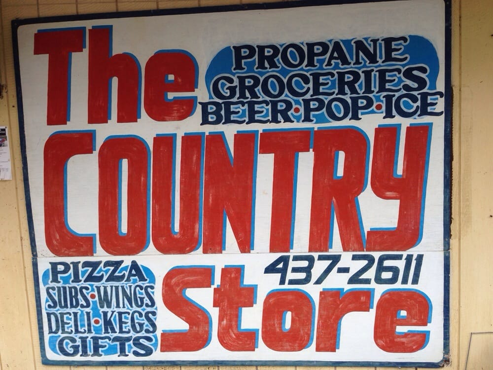 Country Store: 8730 Rte 243, Rushford, NY