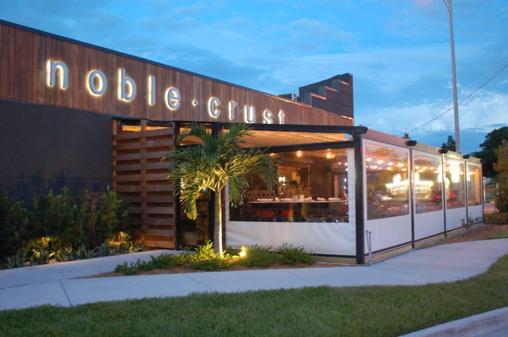 Noble Crust: 8300 4th St N, Saint Petersburg, FL