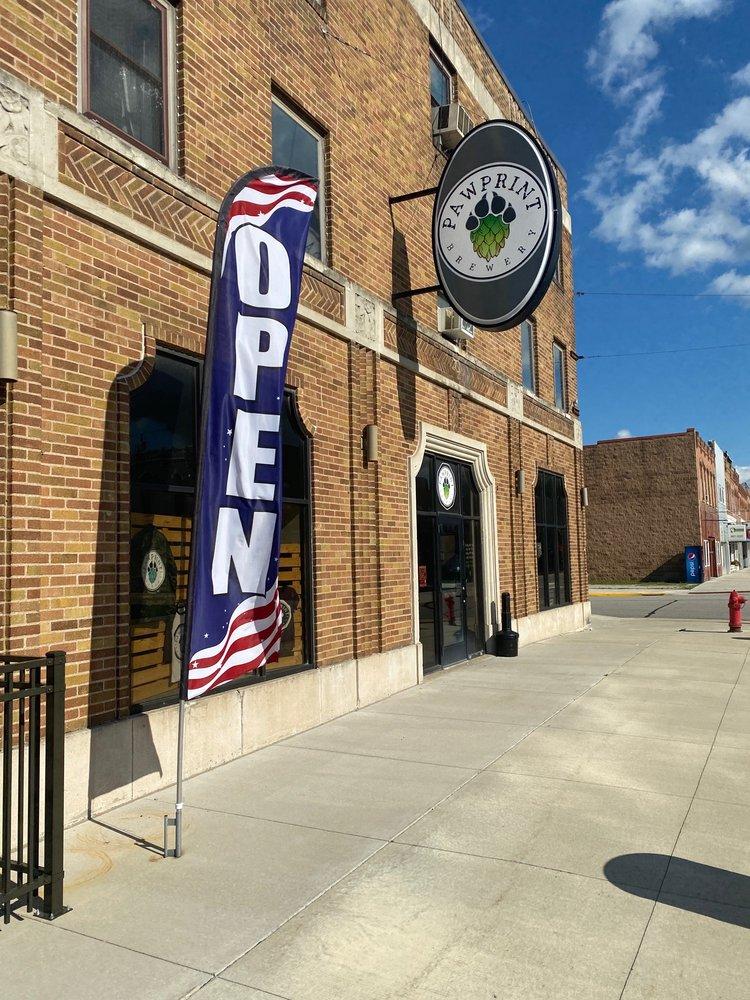 PawPrint Brewery: 128 Main St S, Chatfield, MN