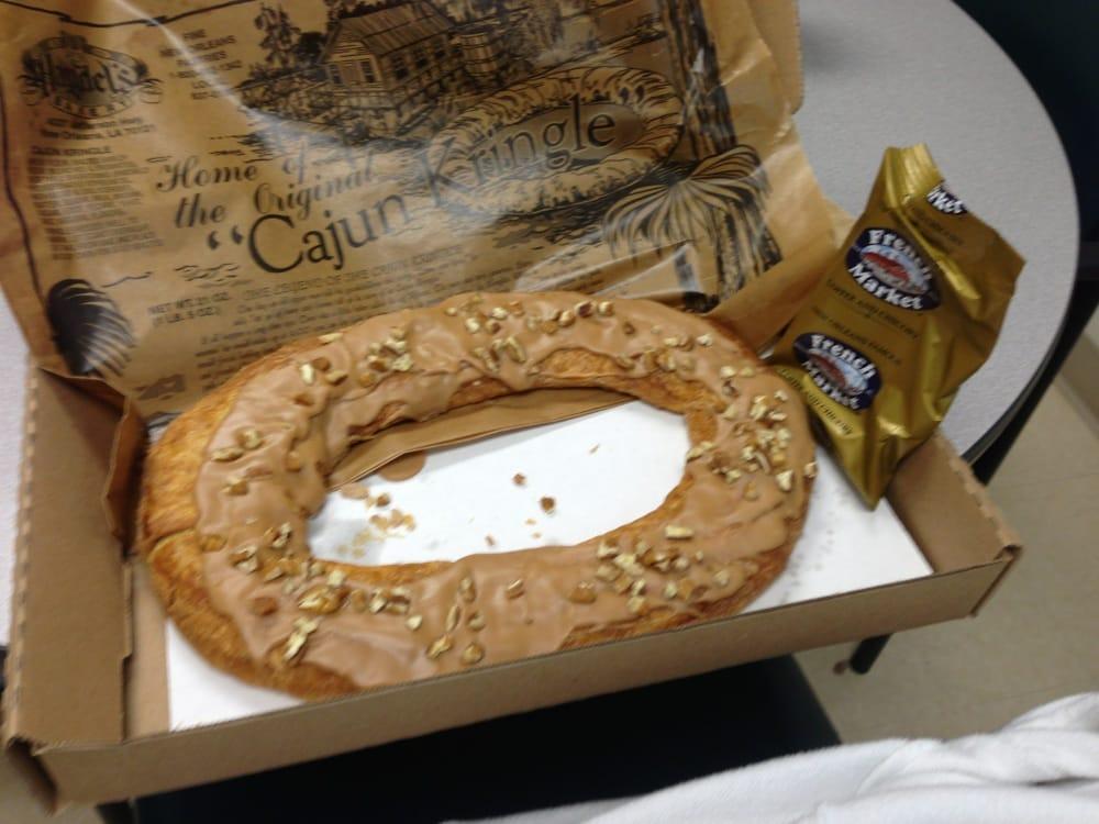 Photo Of Haydel S Bakery New Orleans La United States Cajun Kringle