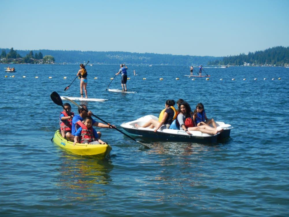 Issaquah Paddle Sports Temp CLOSED Reviews Rafting - Weather issaquah wa hourly