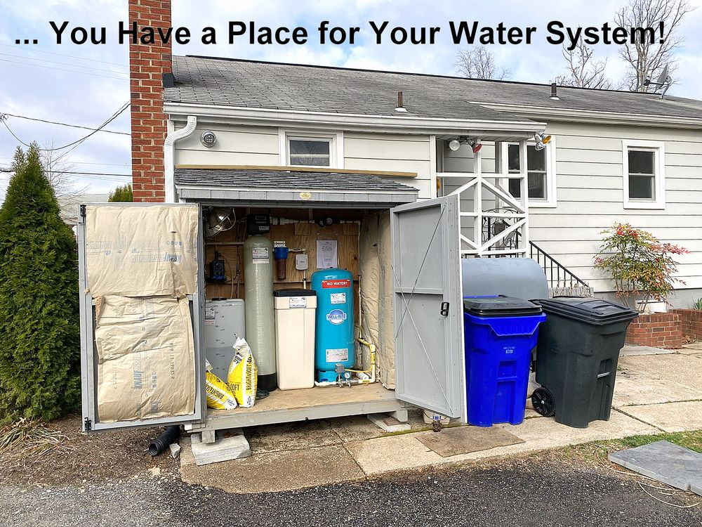 National Water Service: 7249 Mink Hollow Rd, Highland, MD