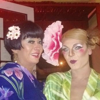 The geisha lounge atlanta