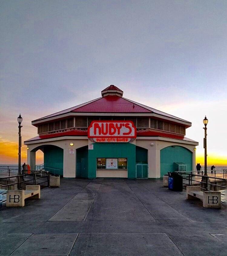Huntington Beach Burger Restaurants