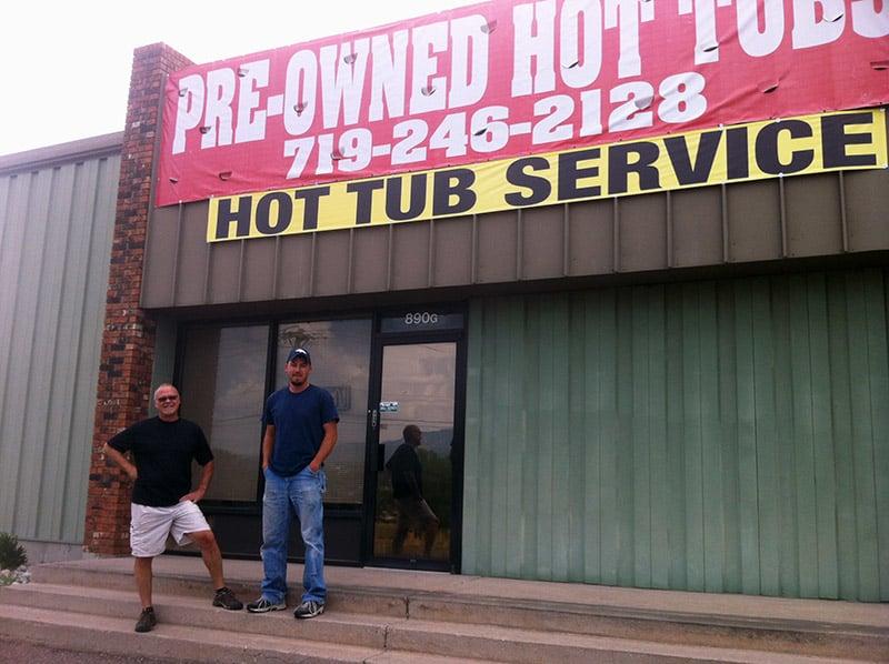 Colorado Springs Hot Tubs