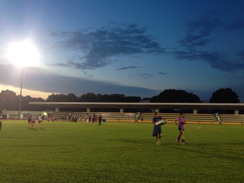 Yio Chu Kang Stadium