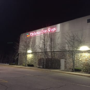 Photo of Christmas Tree Shops - Waterford, CT, United States. Store sign - Christmas Tree Shops - Christmas Trees - 850 Hartford Tpke