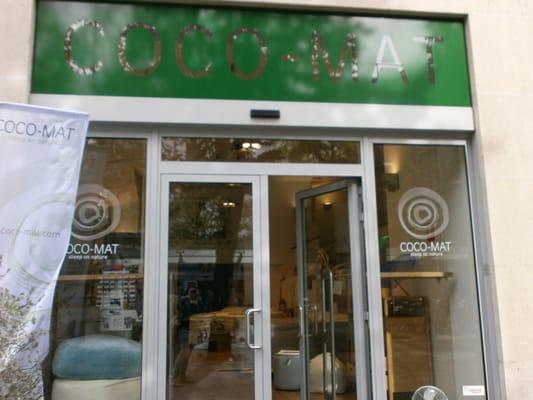 coco mat magasin de meuble de keyserlei 11 centraal station anvers antwerpen num ro de. Black Bedroom Furniture Sets. Home Design Ideas