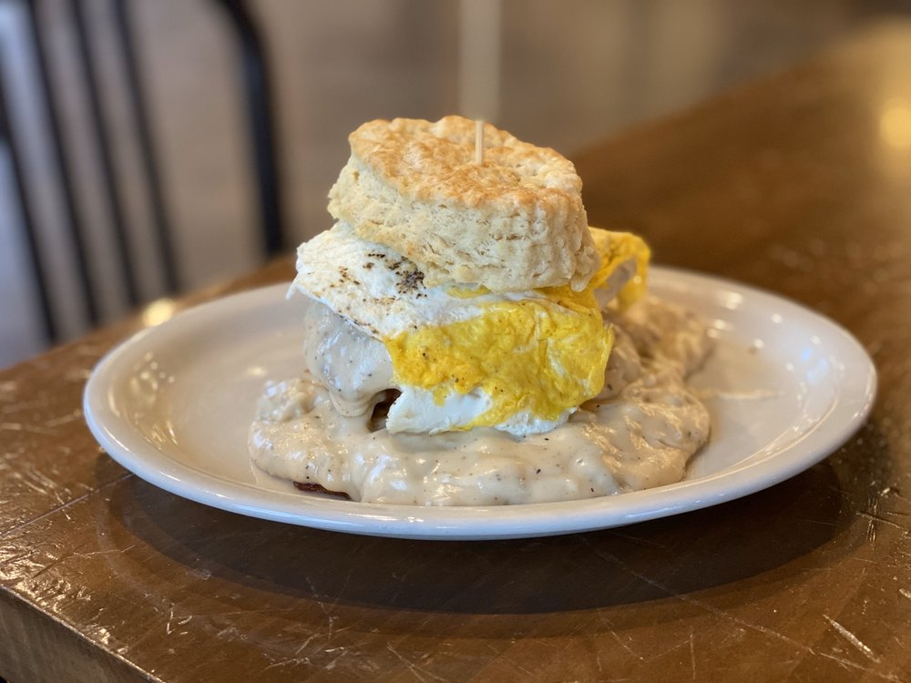 Food from Maple Street Biscuit Company - FSU