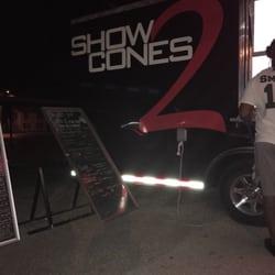 Show Cones Reviews Food Stands Sayles Abilene TX - Car show abilene tx