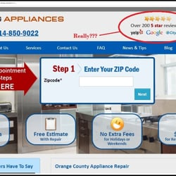 Ag Appliance Repair 201 Reviews Appliances Amp Repair