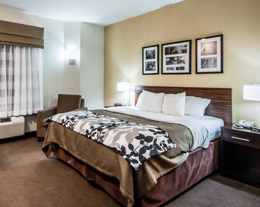 Sleep Inn & Suites: 414 Heather Rd, Guthrie, OK