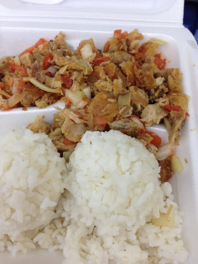 Good Food Near Honolulu Airport
