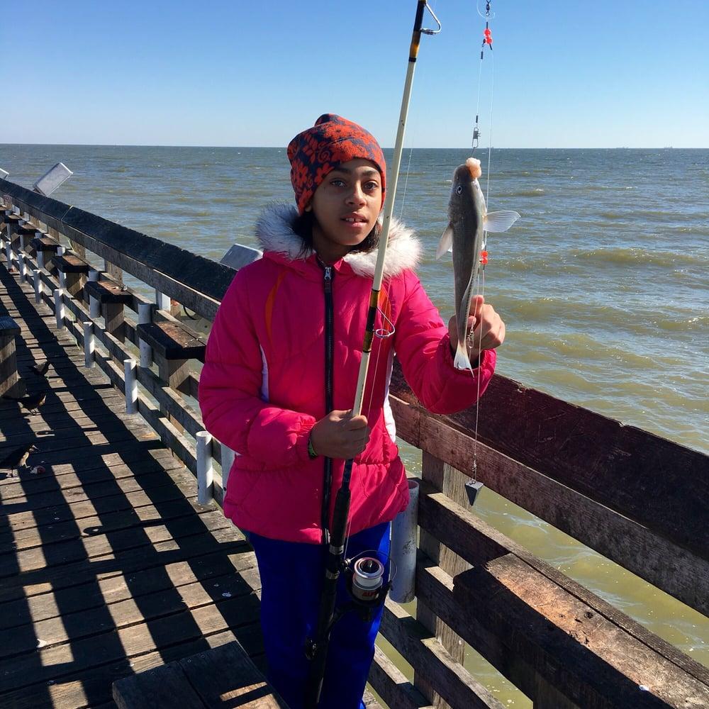 61st street fishing pier 62 photos 16 reviews for Fishing galveston tx