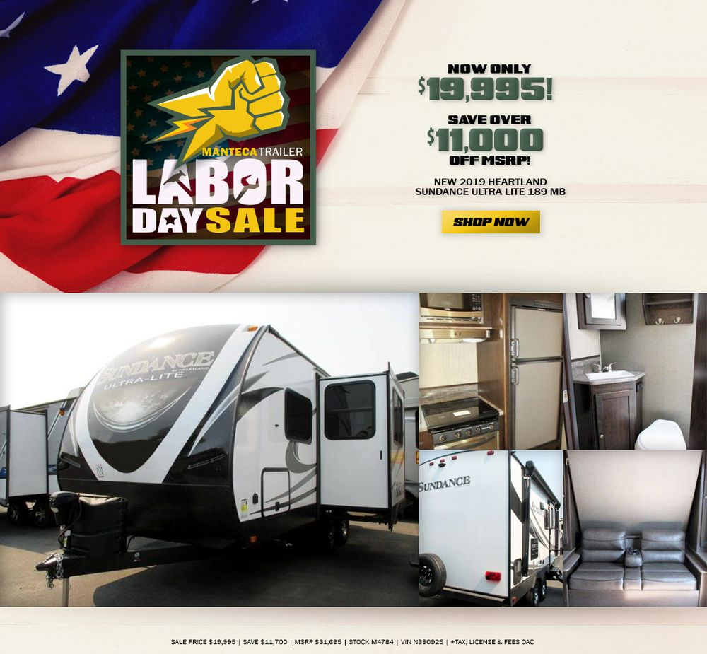 Manteca Trailer and Motorhome - 204 S Vasconcellos Ave