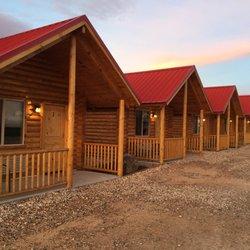 Photo Of Bryce Canyon Log Cabins Tropic Ut United States
