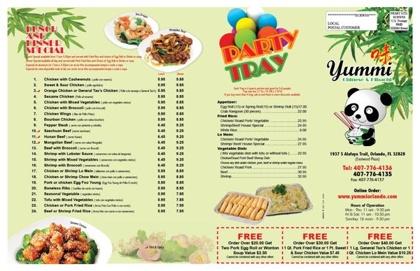 Yummi - Order Food Online - 16 Reviews - Chinese - Waterford