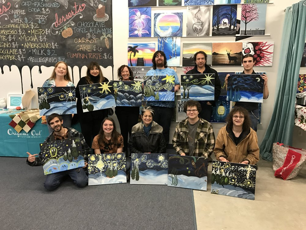 The Creative Canvas: 179 Linwood Ave, Colchester, CT