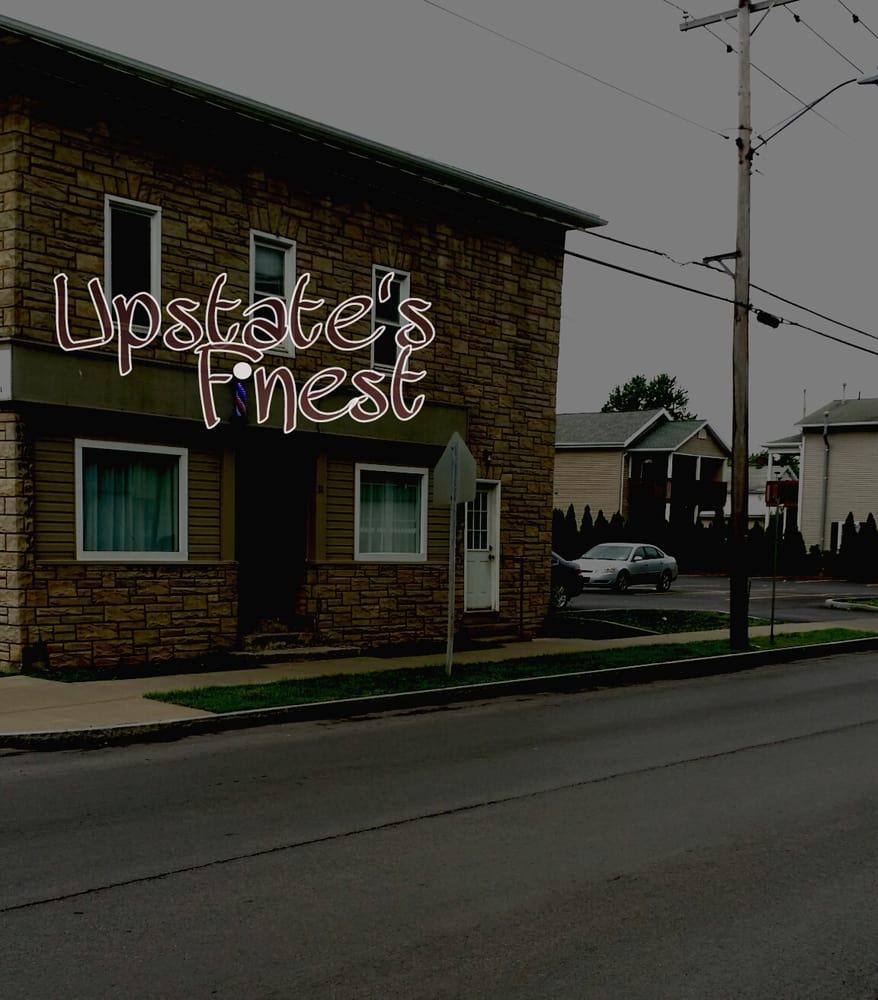 Upstate's Finest Barbershop: 31 Columbus St, Auburn, NY