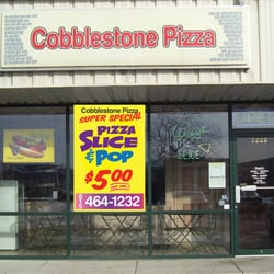 Photo Of Cobblestone Pizza Frankfort Il United States