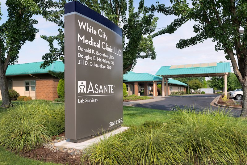 Asante Urgent Care - White City