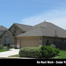 Photo Of All Star Roofing   Austin, TX, United States. Full Roof Renovation
