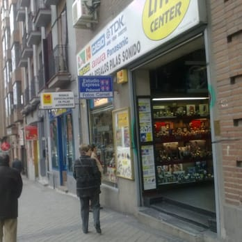 a66a8f5791 Litio Center Voercu - Electrónica - Calle de los Embajadores, 94 ...
