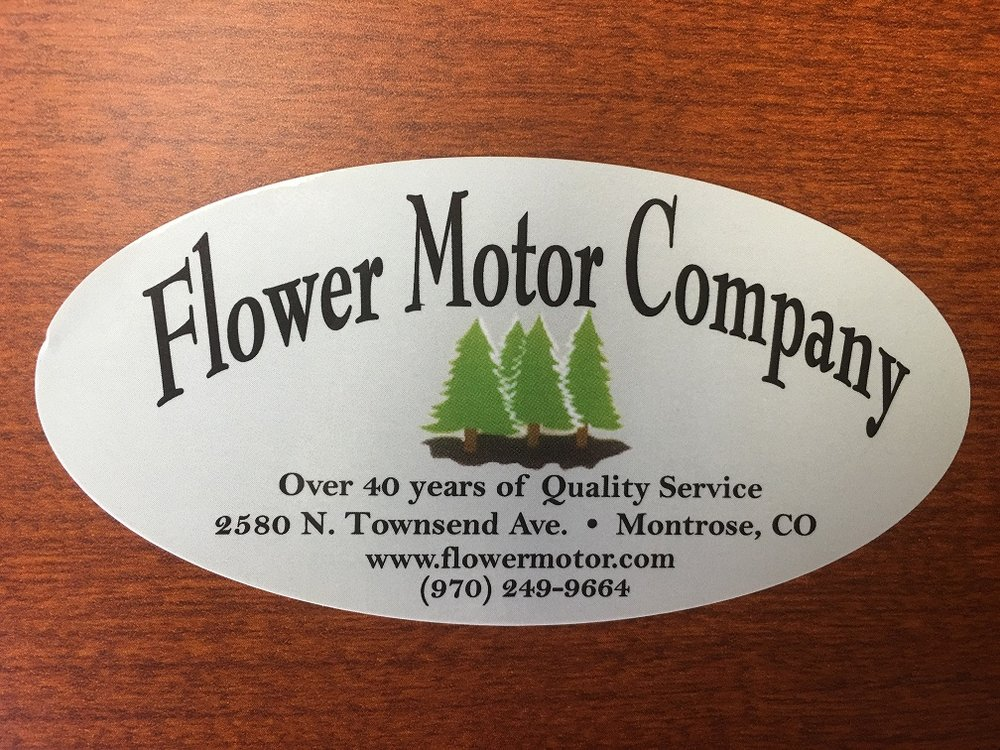 Photos for flower motor company yelp for Flower motor company montrose co 81401