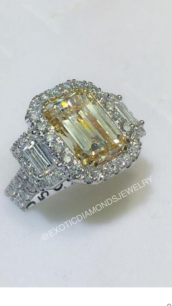 Exotic Diamonds & Jewelry Jewelry 650 S Hill Street Downtown Los An