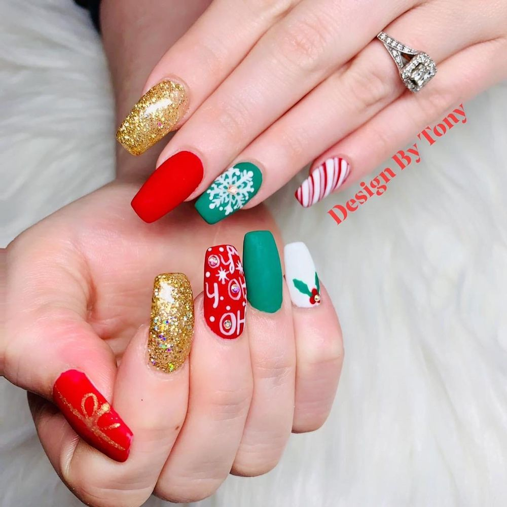 T&T nails spa pedicure: 1666 E Chocolate Ave, Hershey, PA
