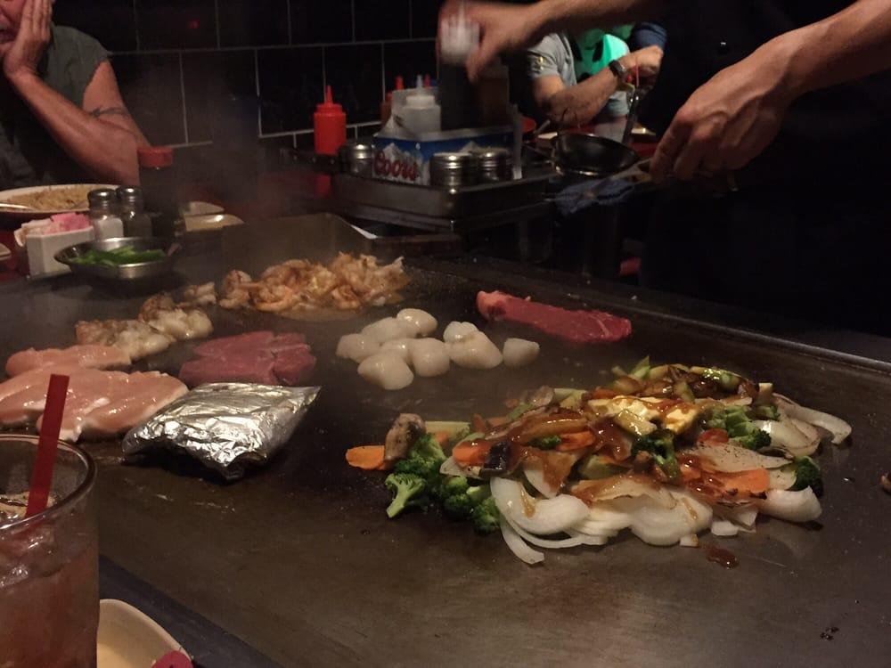 Japanese Restaurant Lawton Ok