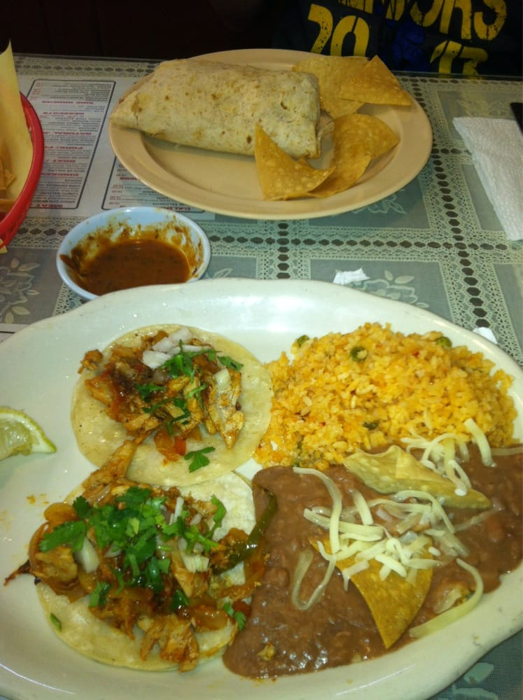 Ecuadorian Food Near Me