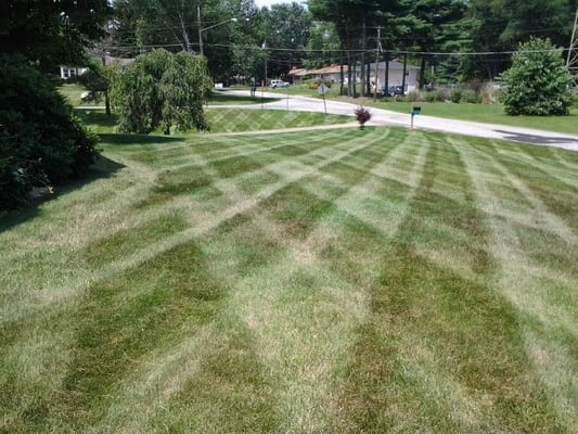 Photo Of 4 Seasonu0027s Services   Akron, OH, United States. Mowing Services