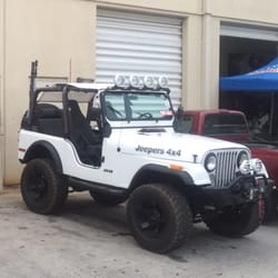 Jeepers 4x4 59 photos auto parts supplies 15420 sw 136th st 1979 jeep cj7 fully restored photo of jeepers 4x4 miami fl united states 1979 cj5 fully sciox Choice Image