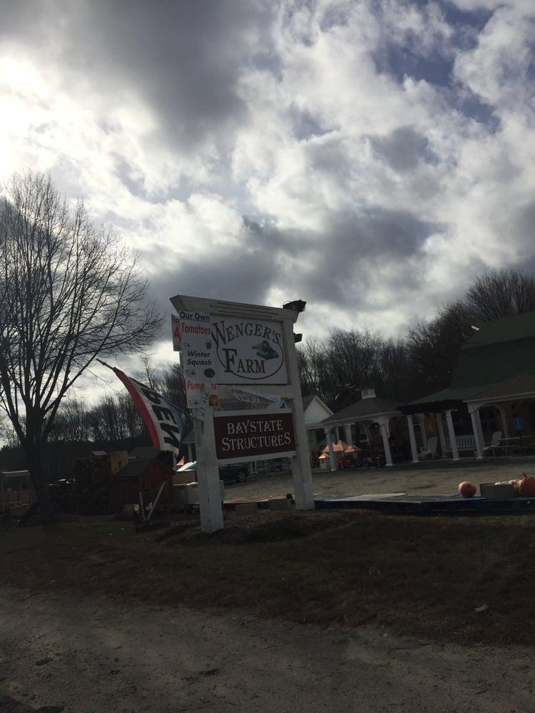 Wenger's Farm: 1012 S Main St, Bellingham, MA