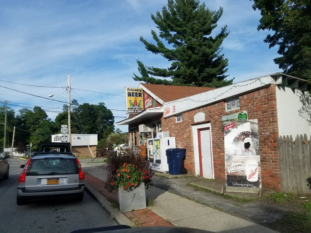 Friendly Beer & Soda Distribtg: 156 Windermere Ave, Greenwood Lake, NY