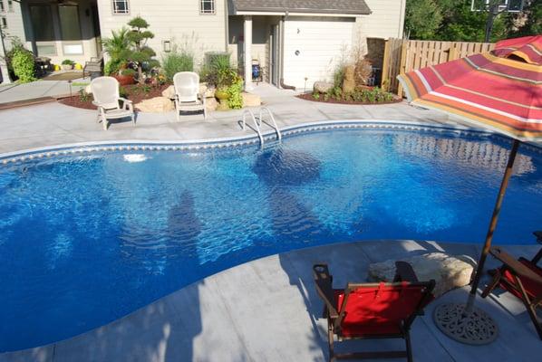 Pool designs richiedi preventivo imprese edili 2642 for Pool design lincoln ne