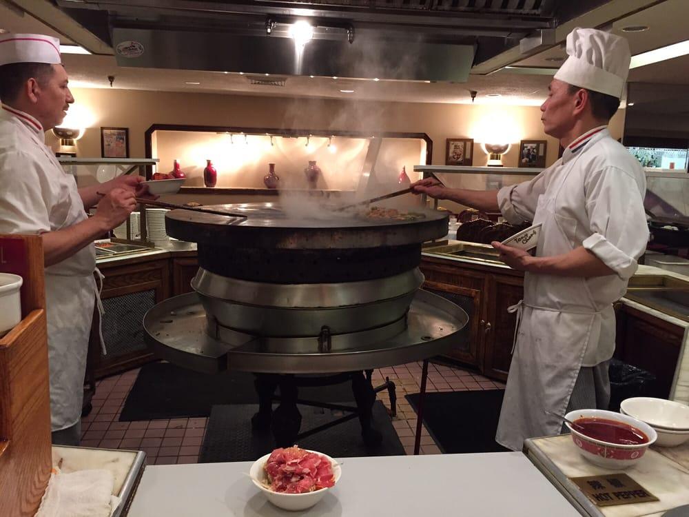Tony Cheng S Mongolian Restaurant Dc