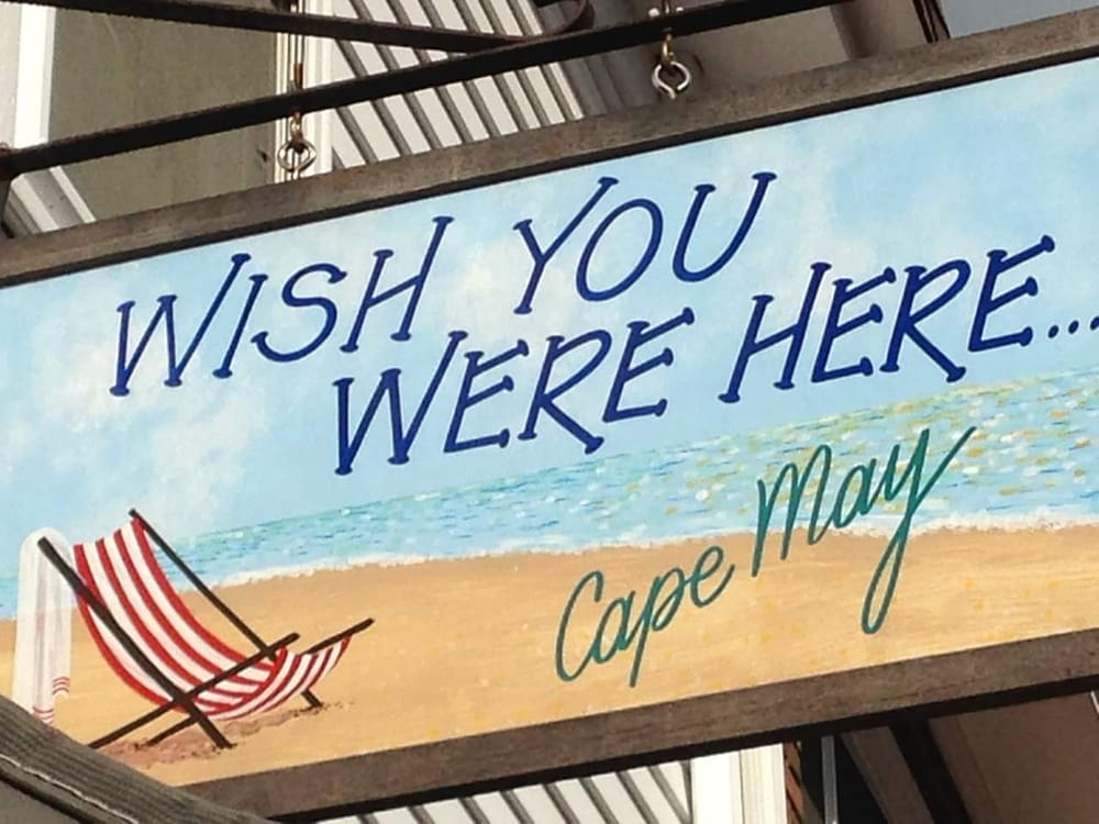 Wish You Were Here - Souvenir Shops - 401 Washington St, Cape May