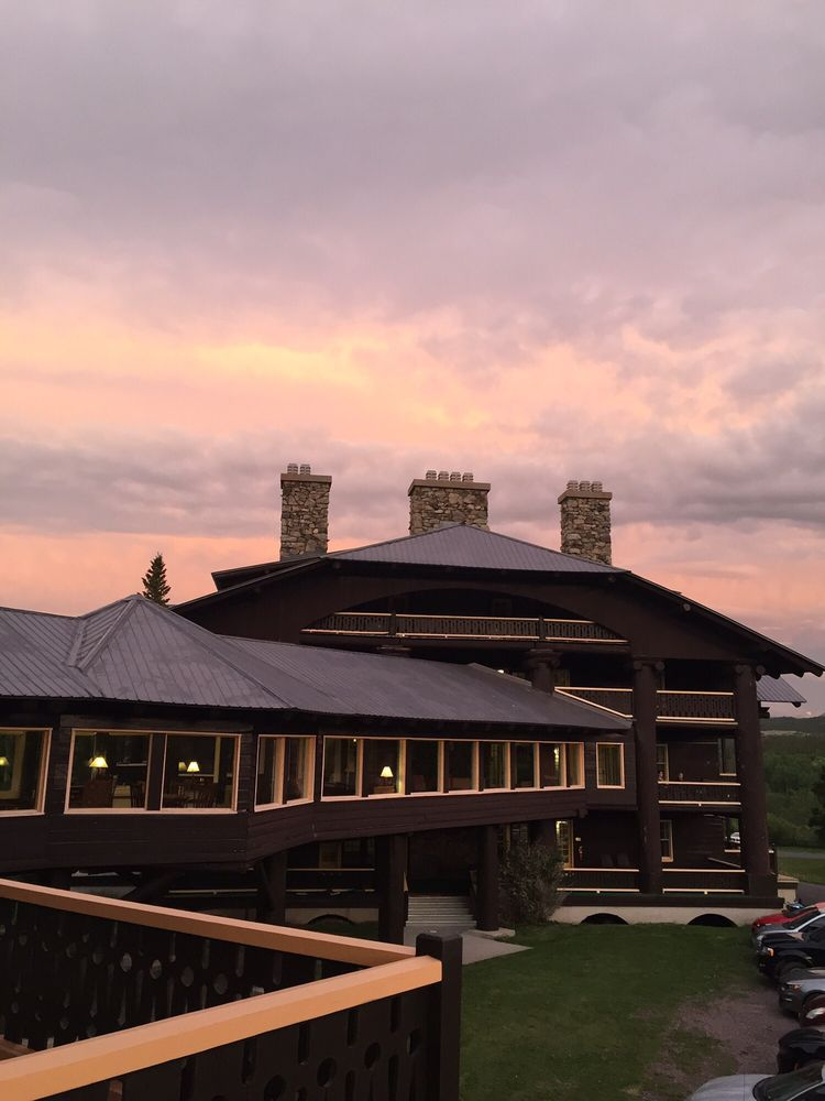 Glacier Park Lodge: 499 MT-49, East Glacier Park, MT