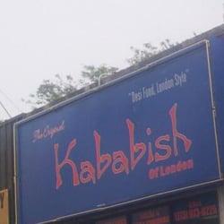 Kababish Restaurant In London