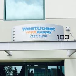 West Coast Vape Supply - CERRADO - 66 fotos y 29 reseñas