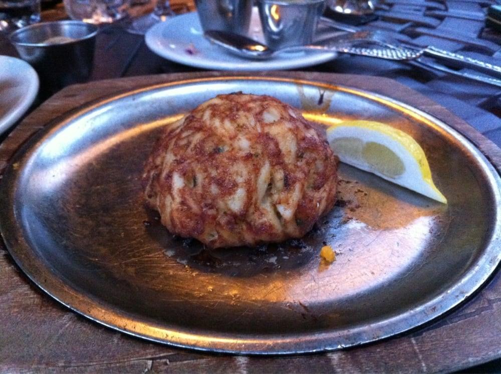 Crab Cake Yum Yelp