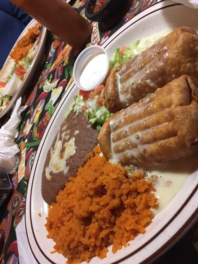 Fajitas Mexican Restaurant: 254 3rd St, La Salle, IL