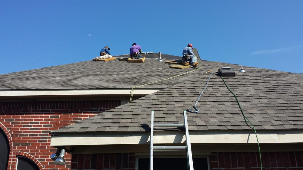 Andy Nichols Roofing: 1345 Blalock Rd, Houston, TX