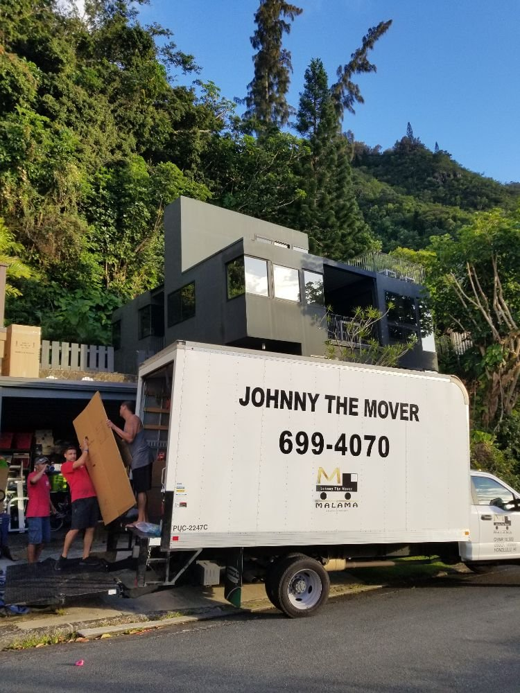 Johnny The Mover
